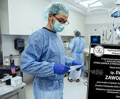 Fatalne wieści. Nie żyje pielęgniarka ze Szczecinka. Miała COVID-19