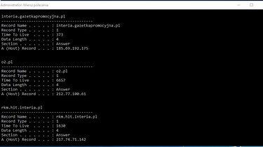 Bezpieczeństwo dzieci w internecie Cz. 3 - Weryfikacja połączeń za pomocą DNS