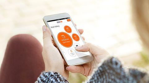Klawiatura ekranowa z płatnościami BLIK – świetny pomysł banku ING
