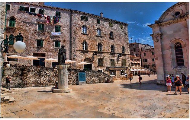 Atrakcje Dalmacji: Szybenik