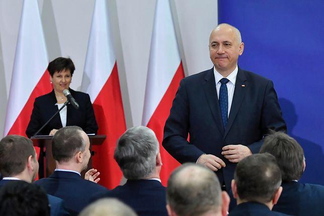Halina Szymańska mogła zastąpić Joachima Brudzińskiego w Sejmie. Ale nie chce.