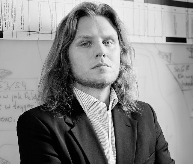 Piotr Woźniak-Starak zmarł w wyniku wypadku na jeziorze Kisajno