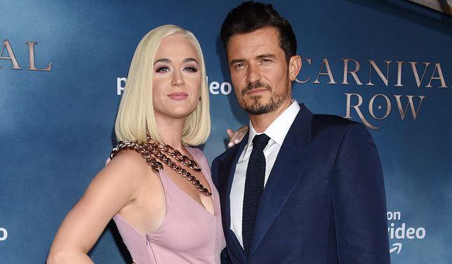 """Katy Perry wspomina rozstanie z Orlando Bloomem: """"Dosłownie złamało mnie na pół"""""""