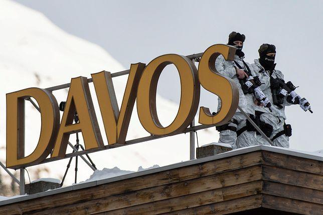 Davos 2020. Jednym z ważniejszych tematów tegorocznego szczytu będą zmiany klimatu