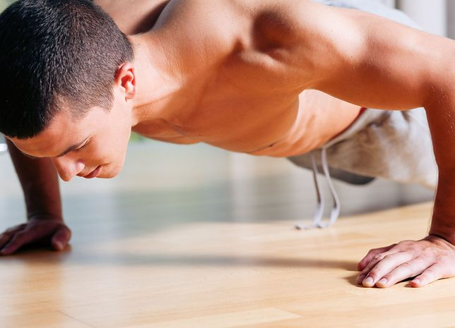 Wojskowy trening całego ciała