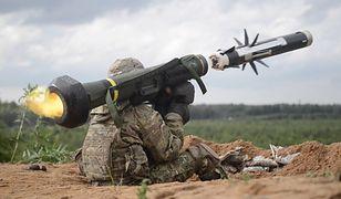 USA zdecydowały się przekazać Ukrainie 37 wyrzutni Javelin i 210 pocisków.