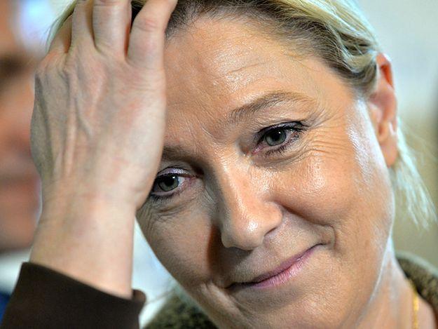 Marine Le Pen, przewodnicząca francuskiego Frontu Narodowego