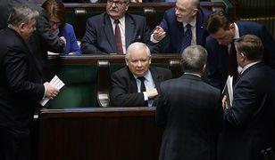 Ustawa degradacyjna została uchwalona przez Sejm we wtorek