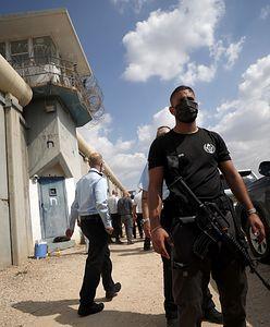Izrael. Palestyńczycy uciekli z pilnie strzeżonego więzienia. Wykopali tunel