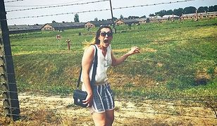 """""""Turyści powinni cofnąć się myślami do tych lat, kiedy w obozach dokonywano masowych morderstw"""""""