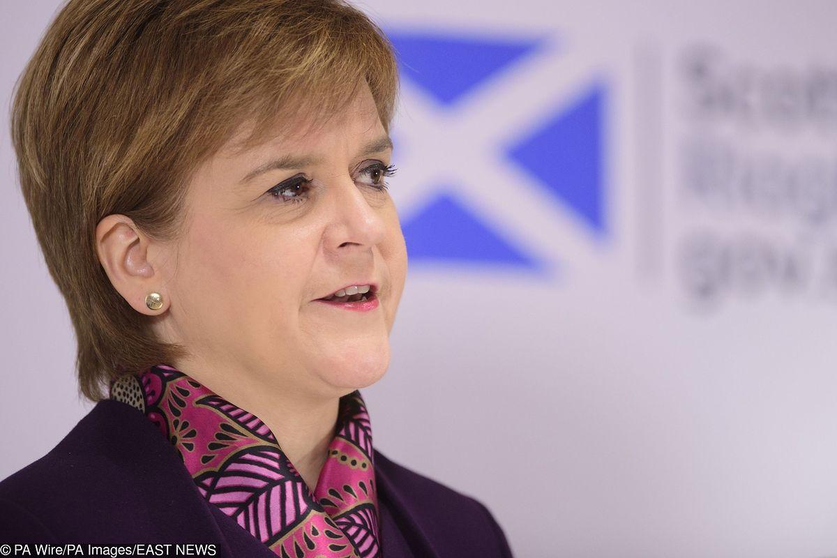 """Szkocja chce niepodległości? """"Czas na referendum w tej sprawie"""""""