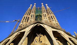 Sagrada Familia w Barcelonie - fasada prawie gotowa!