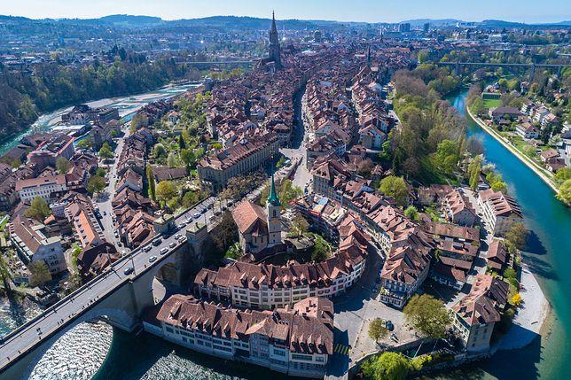 Berno to czwarte co do wielkości miasto w Szwajcarii