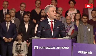 Robert Biedroń: dostaliśmy pokrakę demokracji z Rydzykiem na tronie