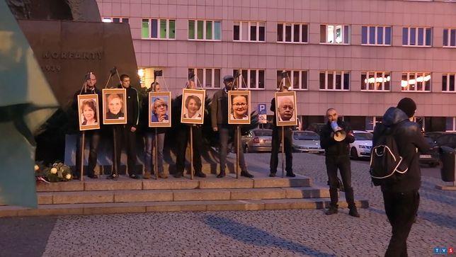 Katowice. Zajście z manifestacji narodowców ma swój finał