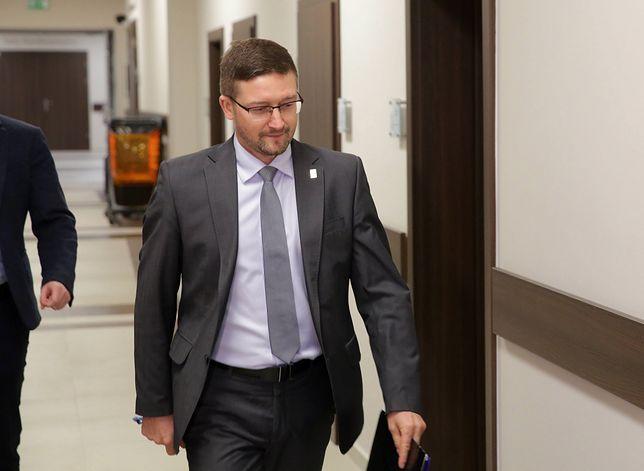 Sędzia Paweł Juszczyszyn został zawieszony