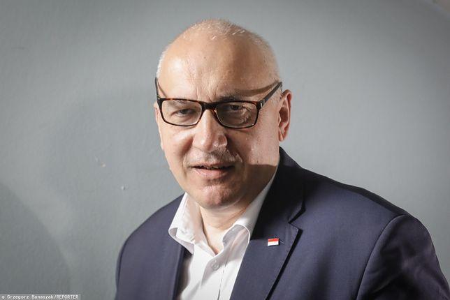 """Joachim Brudziński stanął po stronie """"braci mniejszych"""""""