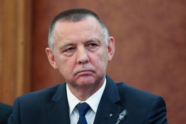 Marian Banaś utajni raport NIK z kontroli dotyczącej utworzenia Wojsk Obrony Terytorialnej.