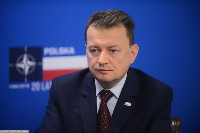 Mariusz Błaszczak skomentował wypowiedzi prezydenta Rosji Władimira Putina