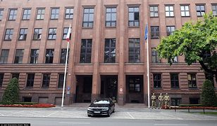 Budynek MSZ przy al. Szucha w Warszawie (zdj. arch.)