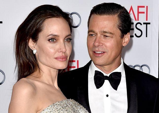 Angelina Jolie sprzedała prezent od Brada Pitta za kosmiczną sumę!