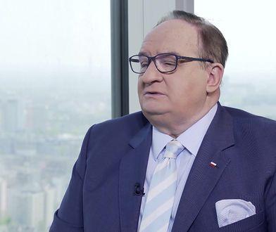 """Jacek Saryusz-Wolski u Michała Kobosko w """"Racji Stanu"""". Zobacz cały odcinek!"""