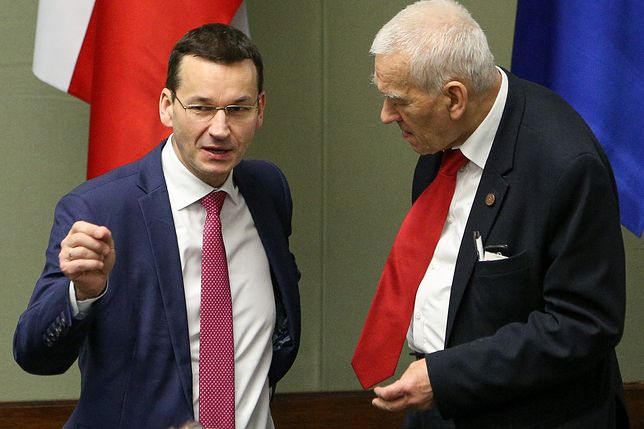 Najlepszy minister w rządzie PiS? Morawiecki nie ma wątpliwości