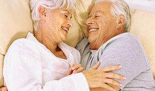 Starość równa się spokój i równowaga