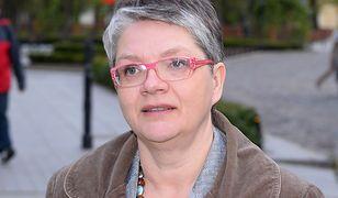 Dorota Zawadzka skomentowała sprawę księży z Koszalina