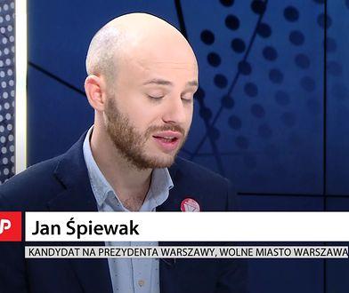 Jan Śpiewak oskarża PiS ws. pomnika Lecha Kaczyńskiego