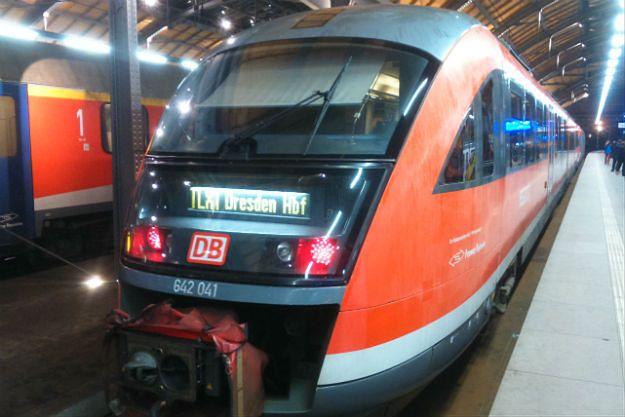 Likwidacja pociągu Wrocław-Drezno. Koleje Dolnośląskie chcą poprawić sytuację