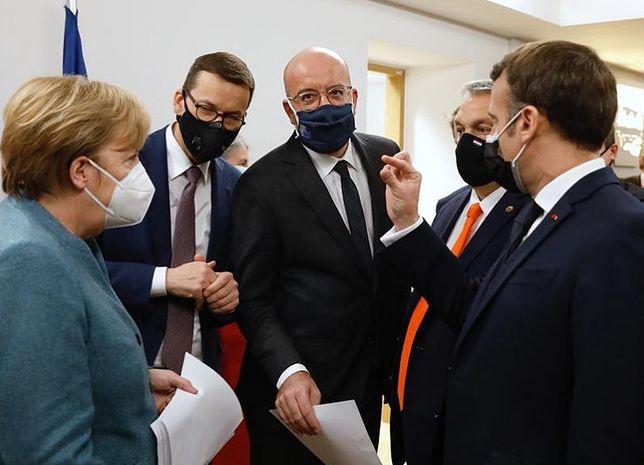 Kluczowe spotkanie przywódców europejskich podczas szczytu UE w Brukseli