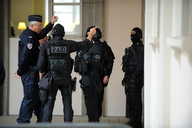 Francja: operacja policji w centrum Paryża. Alarm okazał się fałszywy