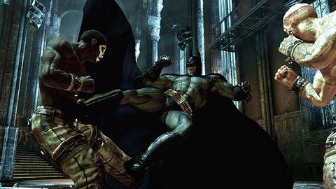 Galeria: Batman Arkham Asylum