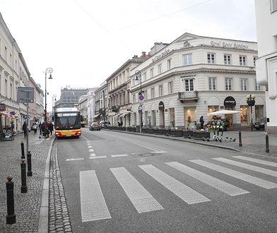 Warszawa. Prokuratura zdecydowała o zmianie zarzutów dla agresora