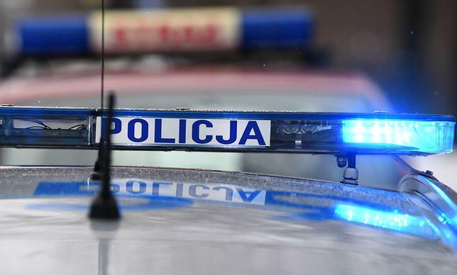 Mazowsze: zderzenie 6 pojazdów na DK 2. Dwie osoby są ranne