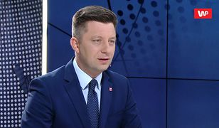 """""""Tłit"""". Deklaracja Szydło ws. PE. Michał Dworczyk komentuje"""