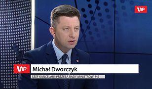 """""""Tłit"""". Michał Dworczyk odpowiada Olszewskiemu ws. Macierewicza"""