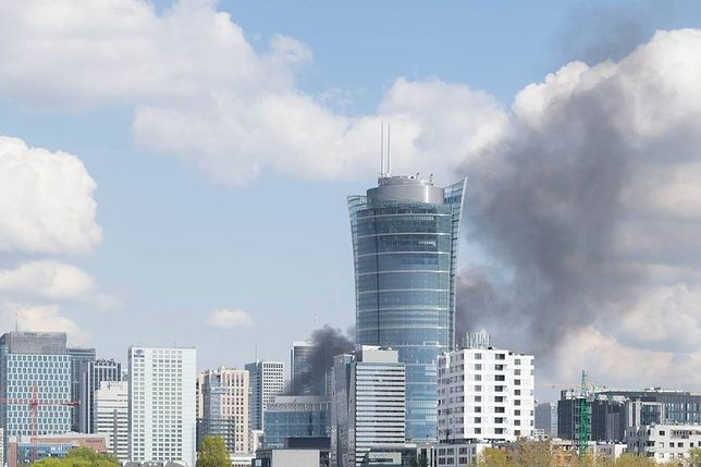 Kolejny pożar przy Łuckiej!