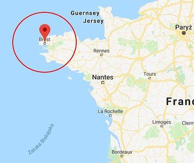 Francja. Strzelanina w mieście Brest
