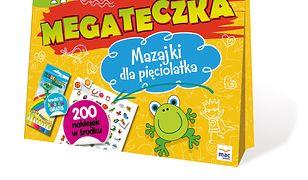 Mega Teczka - Mazajki Pięciolatka