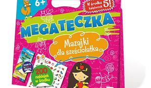 Mega Teczka - Mazajki Sześciolatka