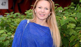 Anna Guzik o karmieniu piersią