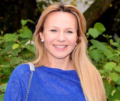 Anna Guzik spędza weekend w Tatrach