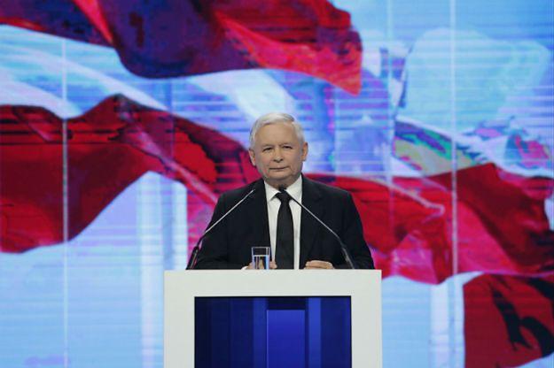 Jarosław Kaczyński: nasi przeciwnicy mają dzisiaj tylko jedną broń
