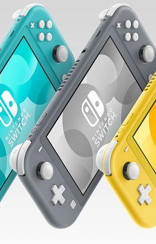 Nintendo Switch Lite oficjalnie zapowiedziane. Znamy datę premiery i cenę