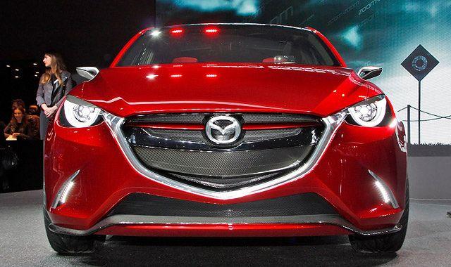 Mazda Hazumi: zapowiedź modelu 2