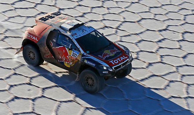 Peugeot 2008 DKR: do zobaczenia w 2016 roku