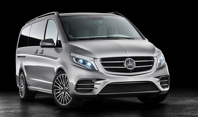 Mercedes-Benz Concept Vision e: sportowa hybryda zamknięta w vanie