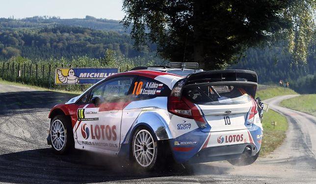 WRC: Kubica nadal będzie jeździł Fordem Fiestą